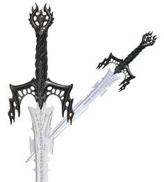 I would love to expand my knife & dagger collection to include beautiful swords like this someday.