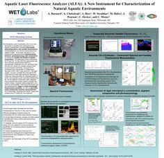 Aquatic Laser Fluorescence Analyzer (ALFA): A New Instrument for Characterization of Natural Aquatic Environments