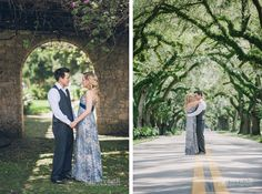 Kara + Allen: Engagement Photography in Coral Gables Miami, FL