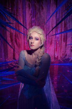 Elsa - Frozen Heart by adelhaid.deviantart.com on @deviantART
