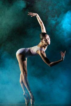 Ballerina Sophie Martin - Principal Scottish Ballet - Photo by James Glossop