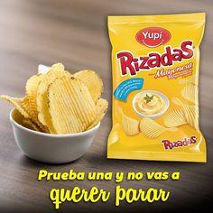 #RizadasMayonesa ¡calmando antojos!    #ExperienciaSensorial #Yupi #LaOndaRizadas #Rizadas #snacks #rico #comida #food #foodporn #Recipe #Picar  #Crunch  #MáximaCrocancia #100Natural