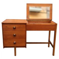 English Desk or Dressing Table from Symbol, 1960s for sale at Pamono