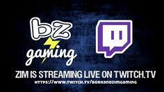 Zim is LIVE on Twitch! Streaming Minecraft Survival Let's Play from the BZ Gaming Server:: Go to Twitch: http://www.twitch.tv/borkandzimgaming/ to watch me play Minecraft RIGHT NOW.   Be sure to follow us on your favorite social media platform to receive updates whenever we post something new!  Patreon: https://www.patreon.com/bzgaming Youtube: https://www.youtube.com/channel/UC9d0cdbtctx5boNTeeQhvoQ Twitter: https://twitter.com/borkandzimgame Facebook…