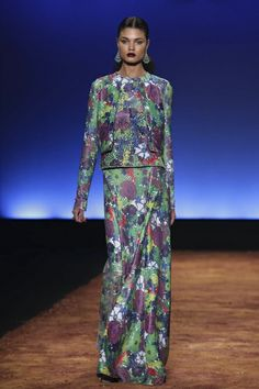 Patricia Viera Ready To Wear Fall Winter 2014 Rio de Janeiro - NOWFASHION
