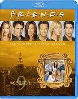 friends season 9 bluray
