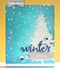 winnie & walter blog: Winter Wonderland | Winter Wishes with Heather