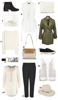 Simple Spring Outfit Ideas from thedashingrider.com with Topshop, Edited, Chloé, Asos and a lot more #shopping #spring