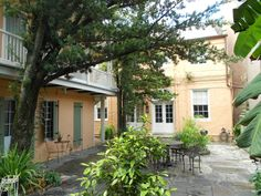 1114 Royal . Guillot House . French Quarter . New Orleans . Louisiana