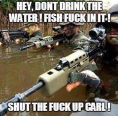 Shut the fuck up, Carl!!!
