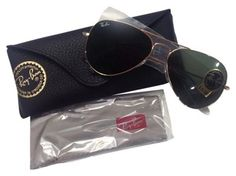 c9fe3ccf8 100% Authentic Ray Ban Aviator Sunglasses. Get the lowest price on 100%  Authentic