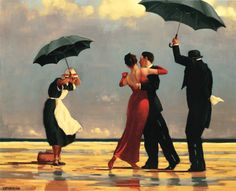 The Singing Butler (oil painting on canvas by Scottish artist Jack Vettriano in 1992 measured 28 inches (710 mm) by 36 inches (910 mm). or purchase a replica from http://arttocanvas.com/art/figurative/the-singing-butler/