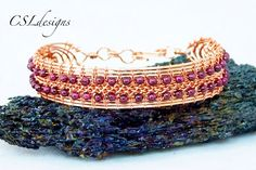 7 Awesome Wire Kumihimo Bracelet Tutorials