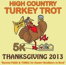 Foscoe Rentals proudly supports High Country Turkey Trot.