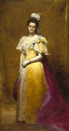1896 Charles-Émile-Auguste Carolus-Duran - Portrait of Emily Warren Roebling