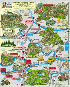 Hatfield Mccoy Trail Map Hatfieldmccoytrail Do Travel
