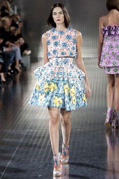 Mary Katrantzou S/S '14   Trendland: Design Blog & Trend Magazine