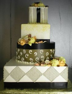 Wedding cakes Sweet and Cakes on Pinterest