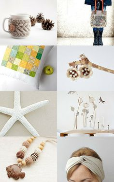Warm spring by Anastasiia Zalivan on Etsy--Pinned with TreasuryPin.com