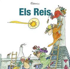 """Pilarín Bayés. """"Els Reis"""". Edicions 62 Peanuts Comics, Snoopy, Fictional Characters, Art, Products, Libros, Xmas, Art Background, Kunst"""