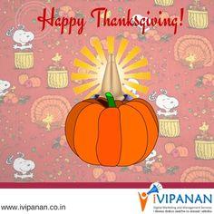 Happy #Thanksgiving. #Surat #Digitalmarketing