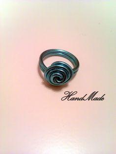 Anillos - 101948114945474205821 - Álbumes web de Picasa   Aluminum Wire Ring