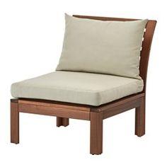 applaro/hallo - IKEA, could be cute w orange, mango, chartreuse, or white cushions