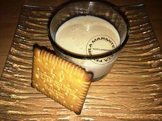 Crème Dessert Biscuitée sans oeufs WW (Thermomix)