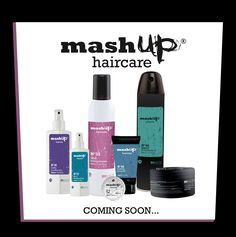 Mash Up Haircare  by BH Salon