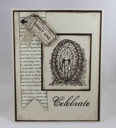 Feeling Sentimental Celebrate by nancitay - Cards and Paper Crafts at Splitcoaststampers
