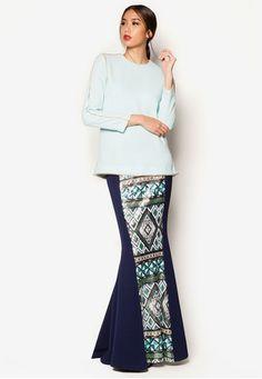 Art Deco Aralyn Baju Kurung