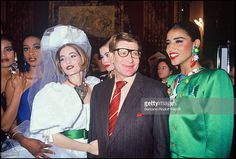 Saved by Barb Quick  Haute Couture Fashion Show Spring Summer 1992 In Paris Pictures