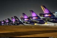 FedEx Federal Express N645FE aircraft at Memphis Int photo