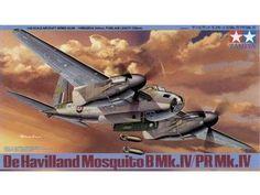 Tamiya 1 48 DeHaviland Mosquito B Mk.iv 61066 for sale online Plastic Model Kits, Plastic Models, Tamiya Models, De Havilland Mosquito, Box Art, Military Aircraft, Fighter Jets, Ebay, Poster