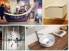 Latest bathroom trends (from Milan Design Week) #SaloneBagno #isaloni #MilanoDesignWeek #Saloneinternazionaledelmobile