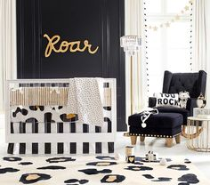 Find baby girl nursery ideas and more at Pottery Barn Kids. Prepare for your baby girl and shop our baby girl room inspiration. Baby Boy Bedding, Baby Bedroom, Baby Boy Rooms, Baby Room Decor, Baby Boy Nurseries, Boy Nursery Bedding Sets, Baby Beds, Babies Nursery, Crib Bedding