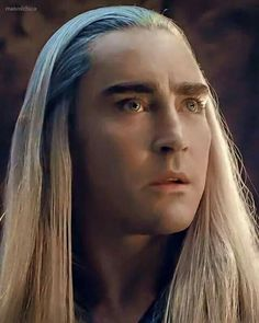 King of woodland and stone.lee pace