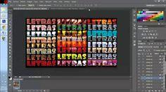 Descargar Estilos de letra Para Photoshop + Pack Gratis en PSD HD