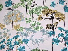 iLiv hedgerow pistachio cotton curtain fabric available from our iLiv fabric collection in our online fabric shop or fabric warehouse in Northamptonshire. Tapestry Fabric, Chenille Fabric, Jacquard Fabric, Floral Fabric, Blue Fabric, Cotton Fabric, Blue Curtains, Cotton Curtains, Curtain Fabric