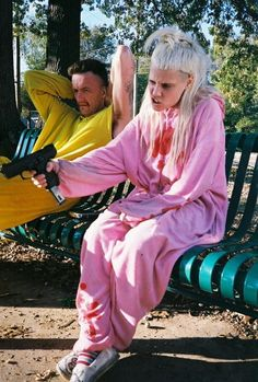 Mrs. Pepper's Playground: Music Monday: Enter the Ninja - Die Antwoord
