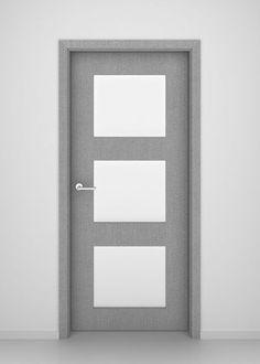 Grey Oak Interior Doors For Home Improvement By 27estore Oak Interior Doors, Room Interior, White Hallway, Dark Doors, Cosy House, Classic Doors, Modern Door, Bathroom Doors, Grey Oak