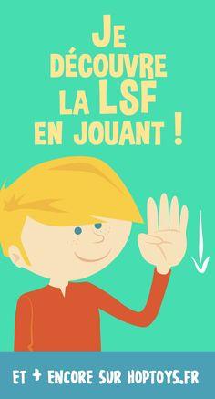 Découvrez notre sélection de livres et jeux pour se familiariser avec la langue des signes ! Vous n'êtes pas concerné pour la surdité ? La langue des signes peut aussi être bénéfique pour tous ! Elle permet un mode de communication alternatif. Saviez-vous d'ailleurs que la langue des signes était aussi utilisée pour la communication avec les bébés non encore verbaux ?