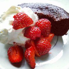 Food And Drink, Strawberry, Keto, Baking, Fruit, Bakken, Strawberry Fruit, Bread, Backen