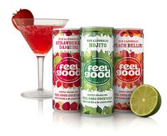 Feel Good Non Alcoholic Cocktails