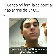 Read 157 Mamita from the story CNCO Memes by AngelaNayelITMR (CNCOMisterios! Teen Wolf Memes, Memes Cnco, Funny Memes, Cnco Richard, Latin Artists, Guy Names, Cartoon Pics, Feeling Happy, Boy Bands