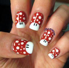 Flight of Whimsy: Super Mariokart nails