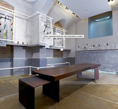 Casio concept store by Harrimansteel, London