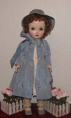 "Vintage Madame Alexander Large 25"" ""WINNIE WALKER"" All Original Circa 1953"
