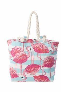 Mud Pie Nautical Icon Tote, Flamingo Mud Pie http://www.amazon.com/dp/B00IKEZE5O/ref=cm_sw_r_pi_dp_F94uvb10XVSX9