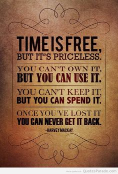 Time,  I wish for more time. With my family, friends, children and for myself. I could always use a bit more time each day